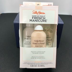 SALLY HANSEN FRENCH MANICURE 45144 Nearly Nude